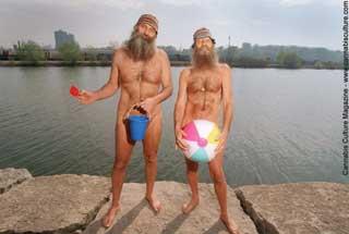 Reverends Baldasaro (left) and Tucker. Photo: CP/ Scott Gardner