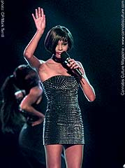 Whitney Houston: charges dropped because she`s rich and famous.
