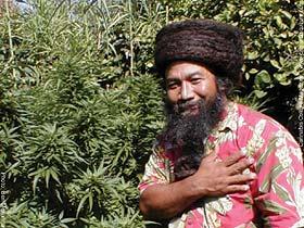 Ben Makahna: major court victory for Rastafarian tokers.
