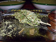 Pot and hash: two great tastes that go great together!