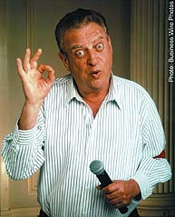 Rodney Dangerfield: Smoking pot controls his pain