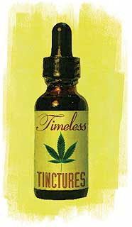 Timeless tinctures | Cannabis Culture