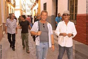 Nol Van Schaik: with Jose Molina: working to open a cannabis resort in Spain