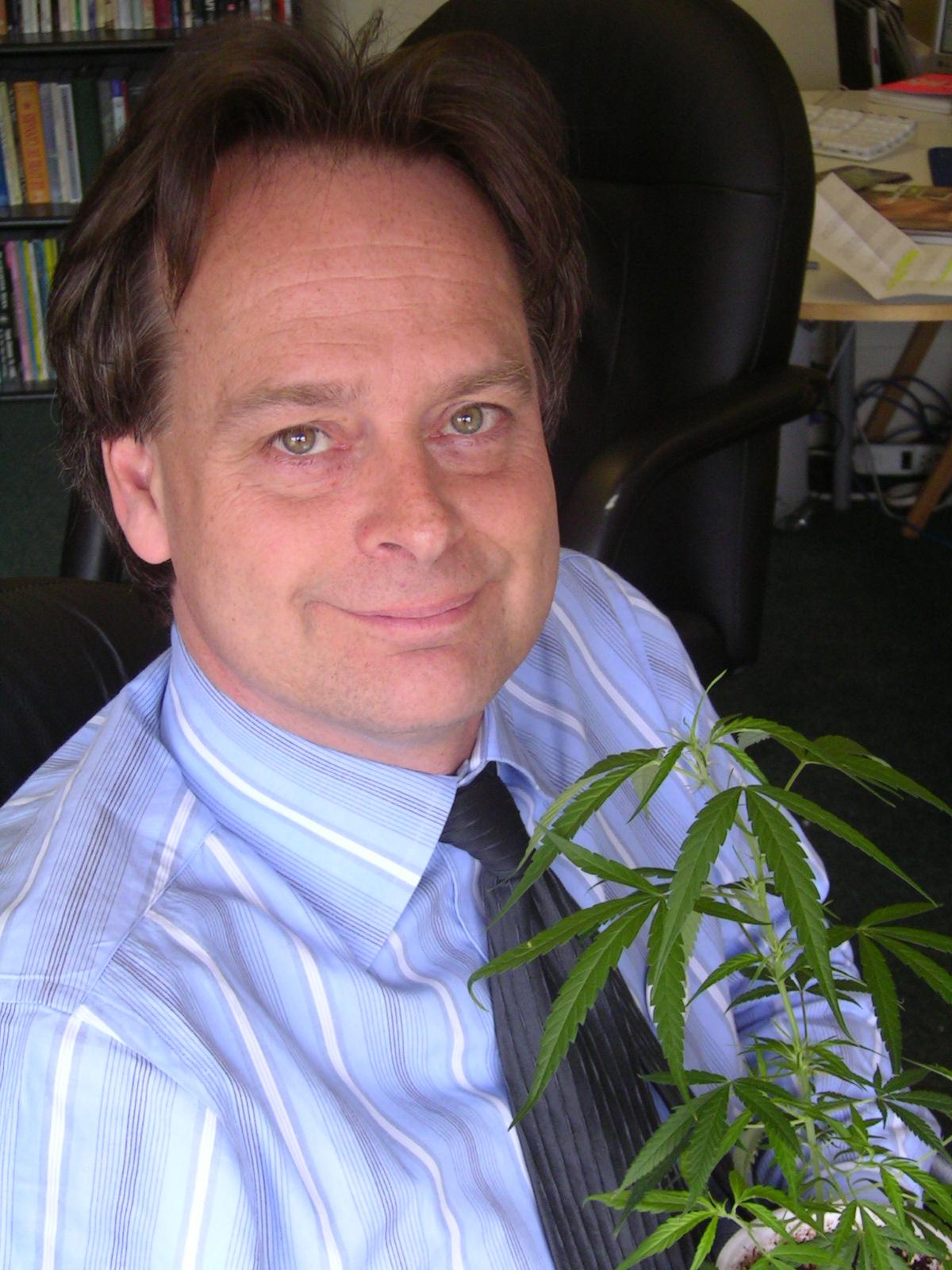 Marc Emery cannabis plant