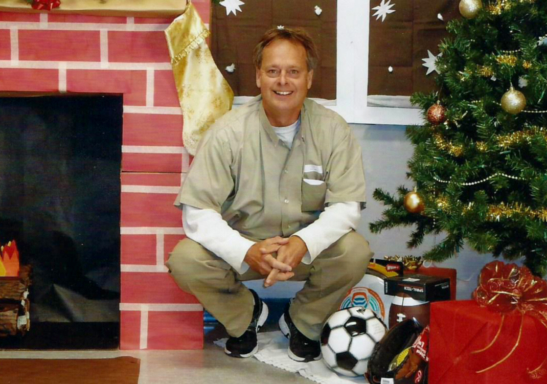 Marc Emery in Yazoo Prison for Christmas