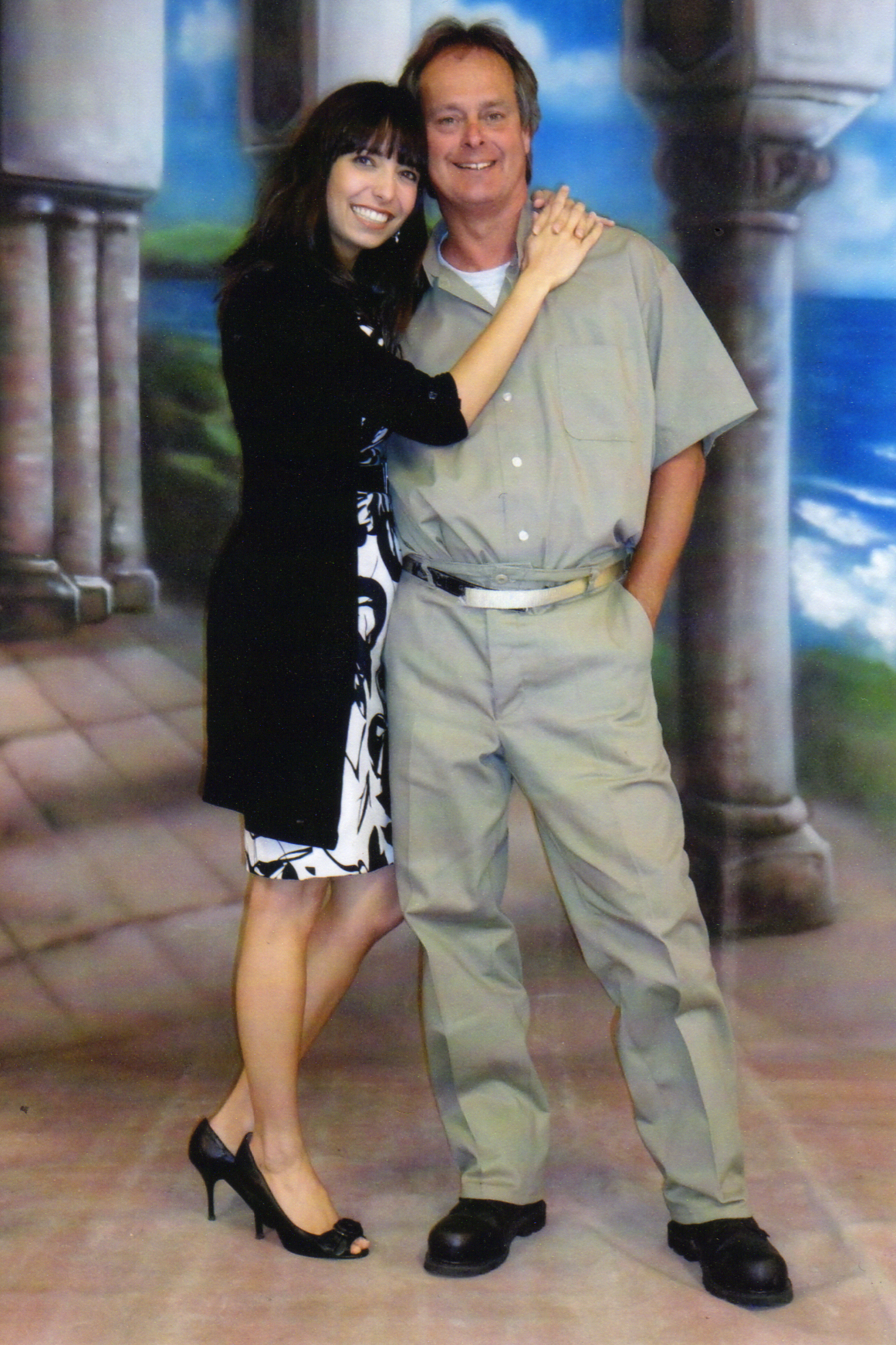 Jodie and Marc in Yazoo prison, June 23rd 2012