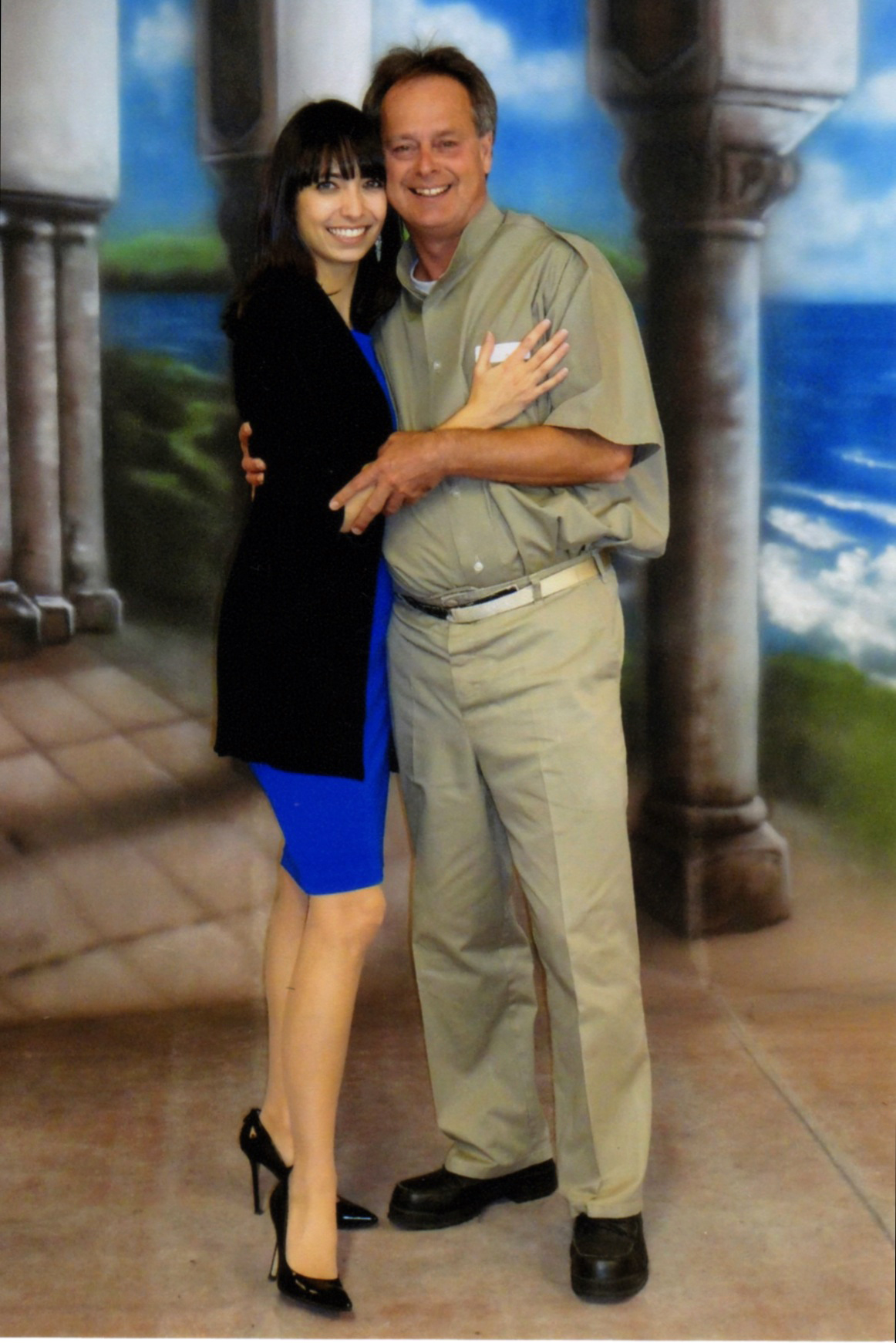 Marc and Jodie Emery, December 1, 2012