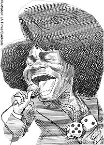 James Brown: Stoned to the Bone.