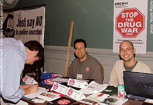 Students fight for the rights at the SSDP`s sixth annual conference