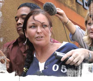 Schapelle Corby: languishing in an Indonesian prison over pot