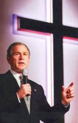 All Hail King Bush!