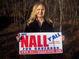 Loretta Nall for Governor