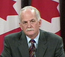 Vic Toews, Public Safety Minister