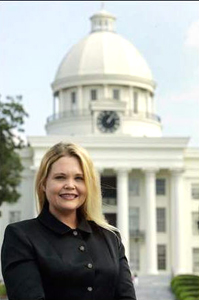 Loretta Nall deserves your vote for Governor of Alabama