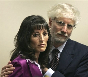 Angel Raich and her husband Robert