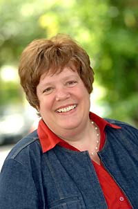 Member of Parliament Libby Davies