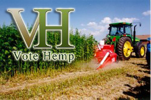 The US is the only industrialized nation that bans hemp farming