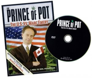 Prince of Pot DVD