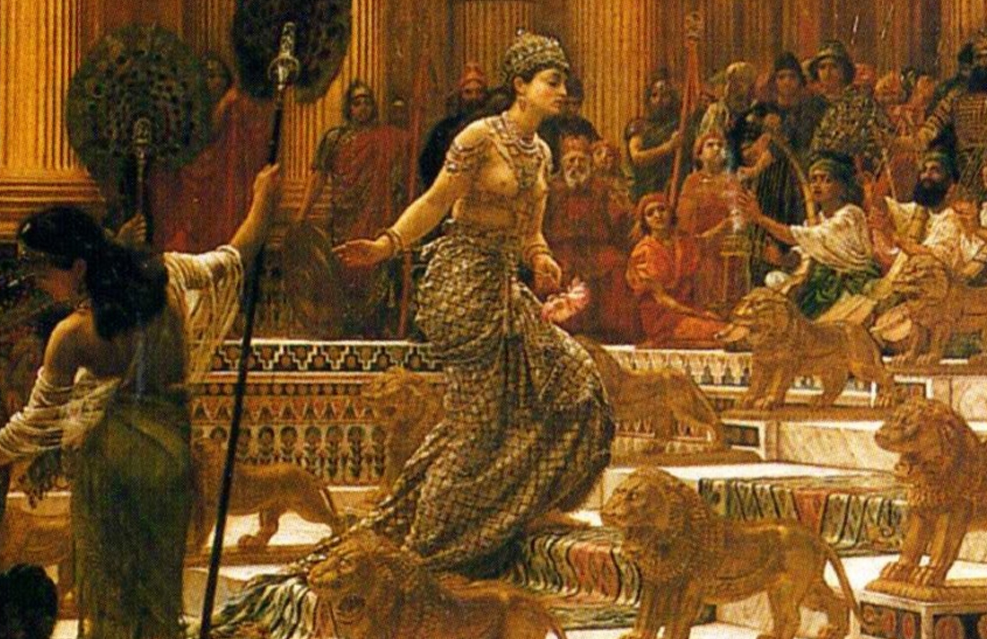 CANNABIS CULTURE – The biblical Queen of Sheba, who also appears unnamed in  the Quran and is claimed by the Ethiopians as theirs, famously brought gold  and ...