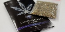Amsterdam Cafe synthetic cannabis is back in shops. (Photo: Richard Robinson)