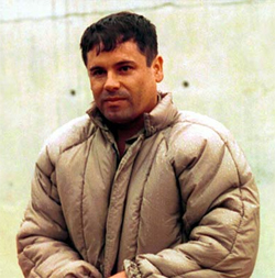 "Joaquin ""El Chapo"" Guzman Loera thanks US presidents for making him a billionaire."