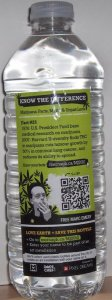 Free Marc Emery Water: Free Marc Emery Water For Your Bong or Plants