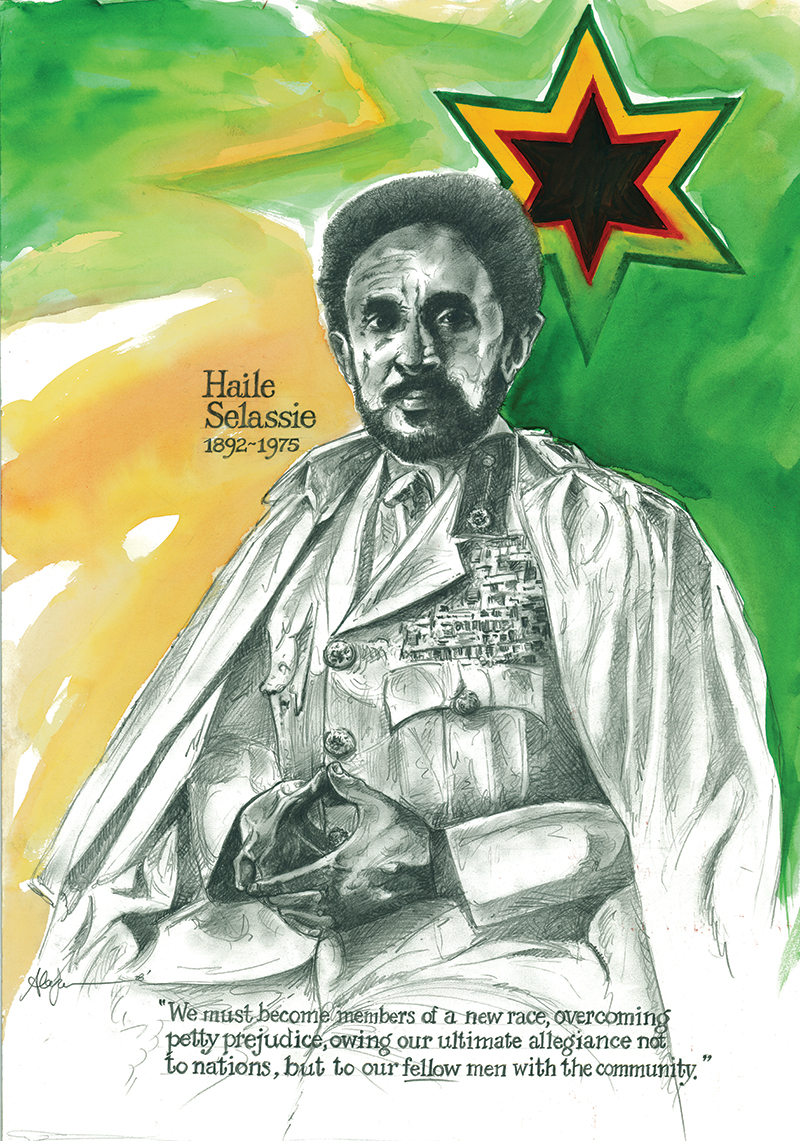 Rastafari the secret history of the marijuana religion cannabis marcus garvey was prophet bob said in an interview about his conversion marcus garvey tell everyone we must look east to the king fandeluxe Image collections