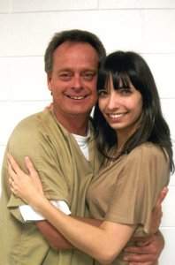 Jodie and Marc at D. Ray James prison, March 27th