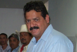 Two aids of Mexican politician Ernesto Cornejo were shot and killed in an attack on the candidate by drug cartels.