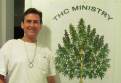 Roger Christie's THC Ministry and several homes in Hawaii were raided this week by DEA and IRS agents.