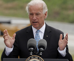 When President Bush asked Congress to stop funding the grants under the Safe and Drug-Free Schools and Communities program, Vice President Joe Biden and 35 other senators protested.