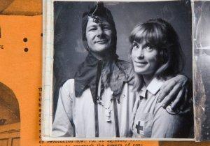 Wavy and Bonnie Rait.