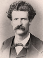 A young Mark Twain.