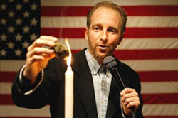 Pastor Craig X of Temple 420