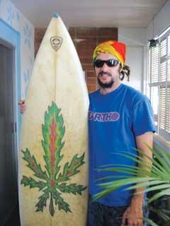 Guy Ragosta, co-founder, surfing Medicine International
