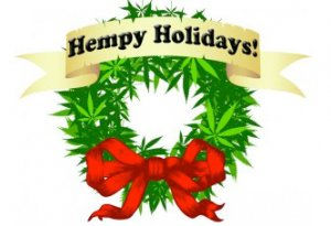 Ganja Greetings from Cannabis Culture Magazine