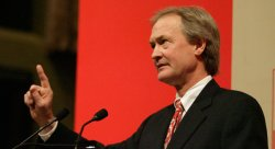 Rhode Island Governor Lincoln Chafee