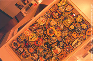 Drug enforcement badges