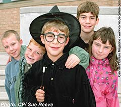 Today`s youth: hopped up on muggles.
