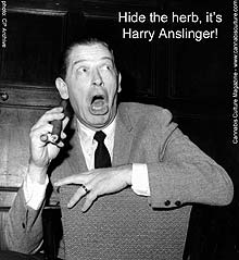 Milton Berle: toking comedian from TV`s golden age.