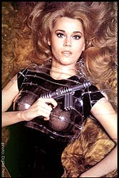 Jane Fonda: The kind of girl everyone wants to share their stash with!