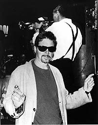 Tom Robbins: pot loving author.