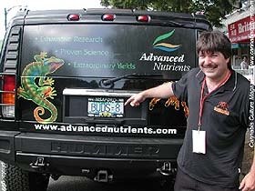 Advaned Nutrients hummer