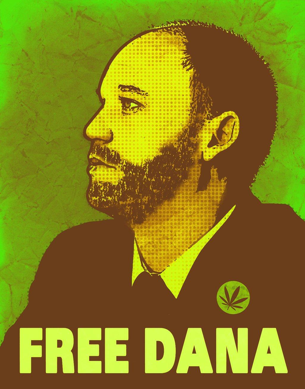 Free Dana Larsen!