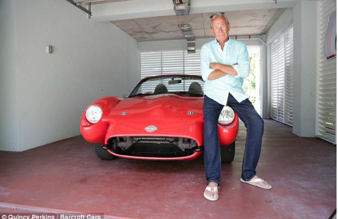 That\'s a SMOKING Hot Car! Florida Businessman Builds Environmentally ...