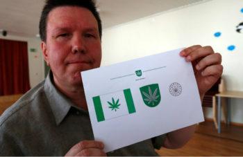 estonia1605a 350x227 - Estonian District Adopts Cannabis Leaf as Its Flag Symbol After Online Poll