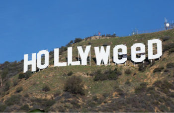 hollyweeeeed 350x227 - Cannabis Consumers Want Hollywood to Abandon Marijuana Stereotypes