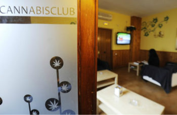 photo image Police Chief Calls for More Cannabis Clubs Where Drug Can Be Used and Traded Safely