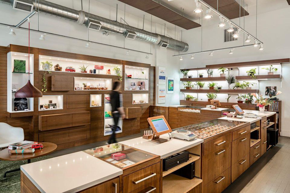 The 7 Most Beautiful Cannabis Shops in Portland