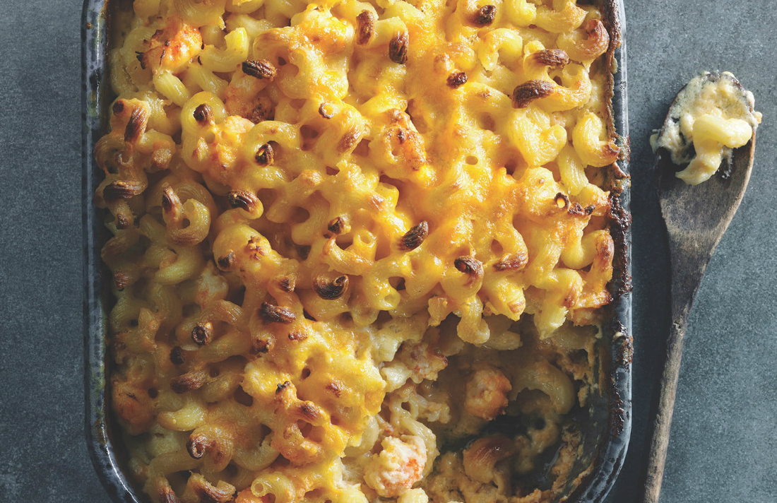 Sea Weed: This Cannabis-Infused Lobster Mac and Cheese Recipe Makes Family Dinners More Relaxing thumbnail